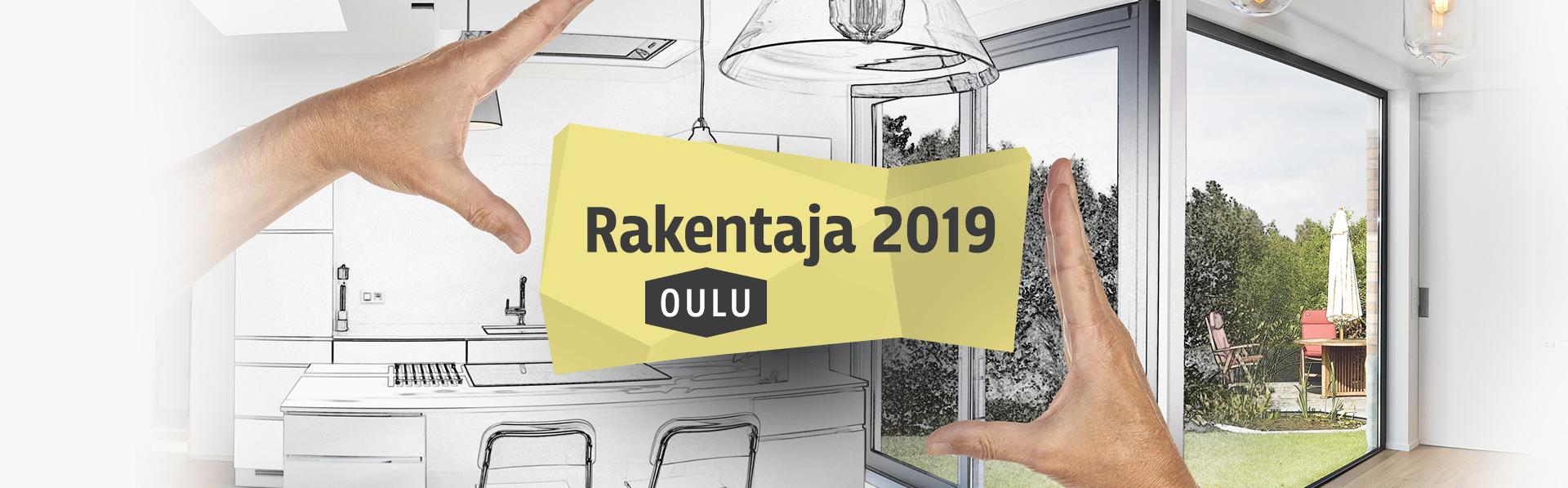 Rakentaja 2019 Oulu