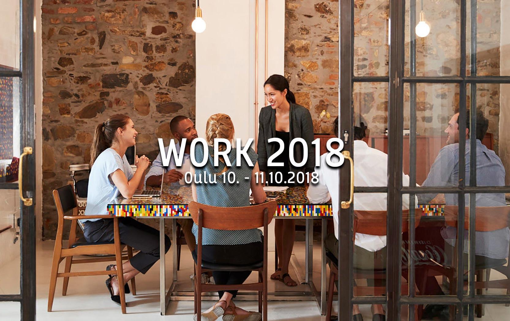 Work Oulu 2018