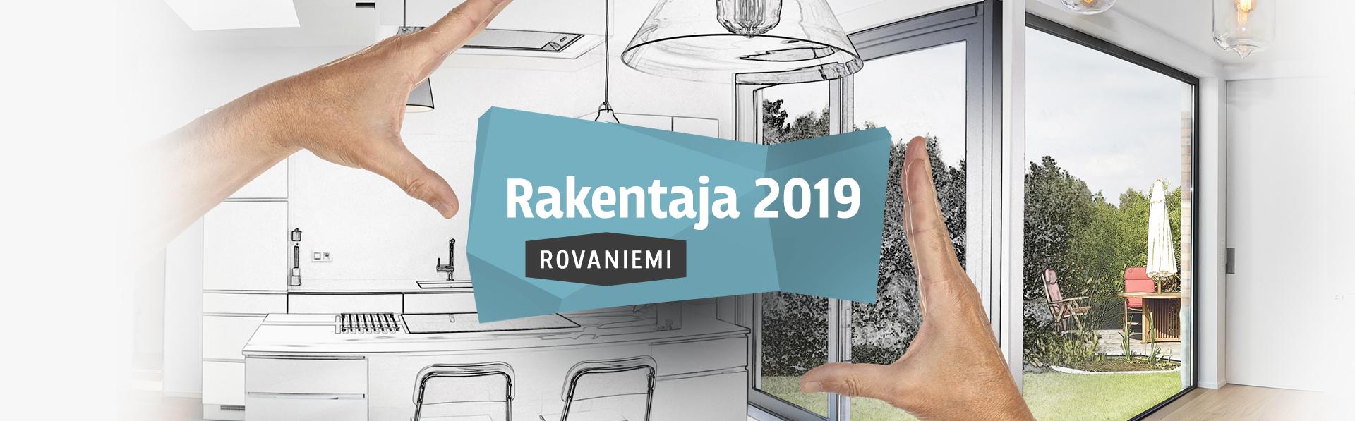 Rakentaja 2019 Rovaniemi