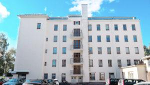 Pohjois-Suomen Messut ry:n toimisto sijaitsee Talousseuran talossa