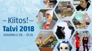Kiitos Talvi 2018 -messujen osallistujille!